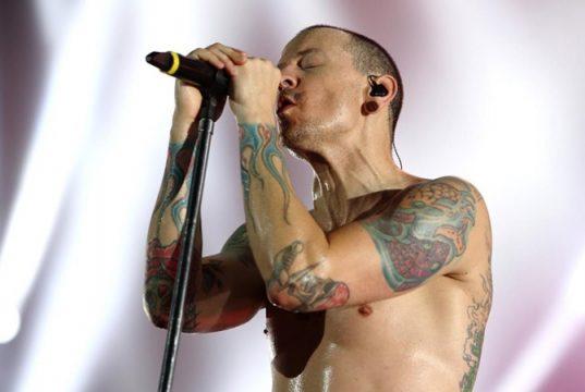Vokalis Linkin Park Chester Bennington Meninggal Bunuh Diri