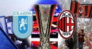 Live Streaming Universitatea Craiova vs AC Milan