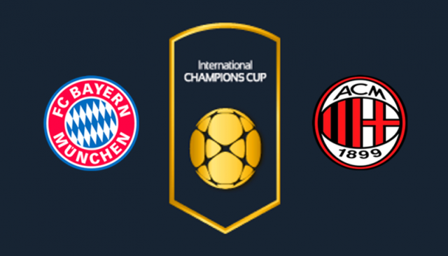 Live Streaming Bayern Munchen Vs AC Milan