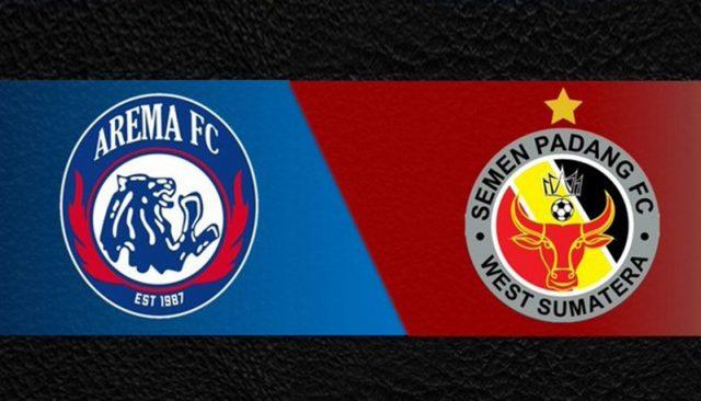 Live Streaming Semen Padang vs Arema FC