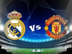 Live Streaming Real Madrid vs Manchester United