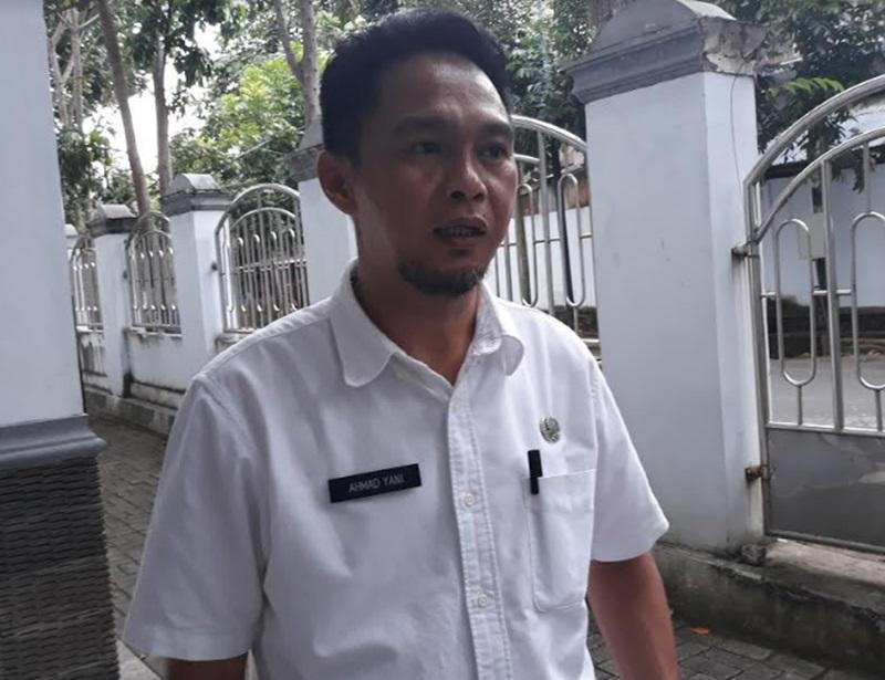 Kepala Diskominfo Kotamobagu, Ahmad Yani Umar