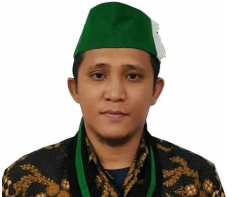 Ketua Umum HMI Cabang BMR, Irwanto Mamonto.
