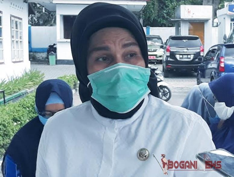 Wali Kota Kotamobagu, Ir Hj Tatong Bara.