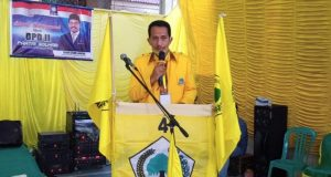 Saiful Ambarak Terpilih Secara Aklamasi Ketua PG Bolmut