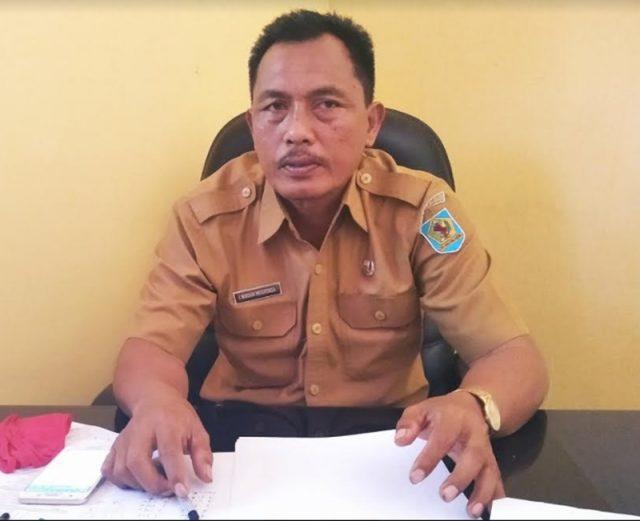 Plt Kepala Dispora Bolmong, I Wayan Mudiyasa (boganinews.com)