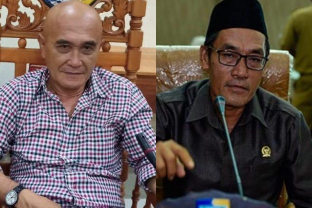Moh. Irianto Cristoffel Popo Buhang (kiri) Mulyadi Pamili (kanan)