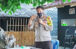 Kapolres Bolmut AKBP. Eko Kurniawan