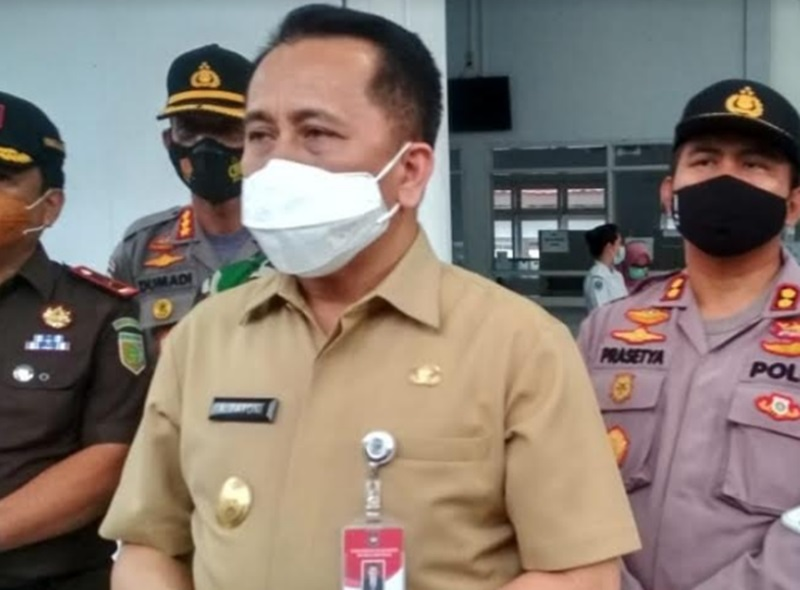 Pjs Gubernur Sulawesi Utara (Sulut), Dr Agus Fatoni