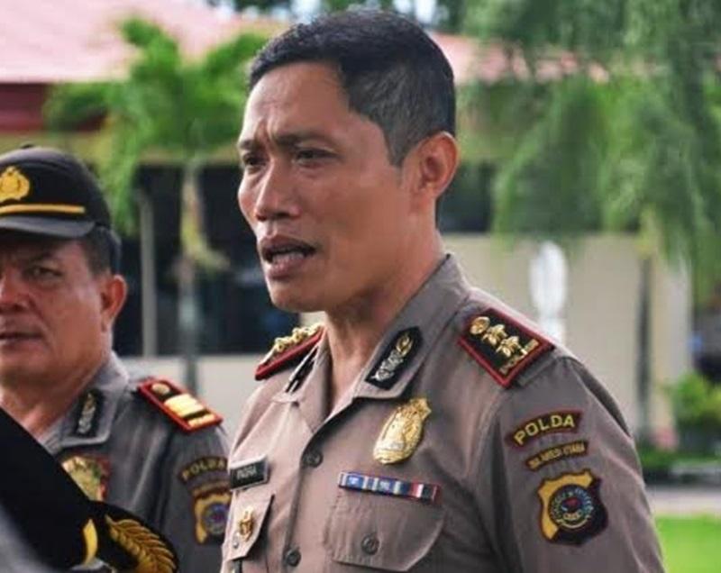 Kapolres Kabupaten Bolaang Mongondow, AKBP. Indra Pramana SIK
