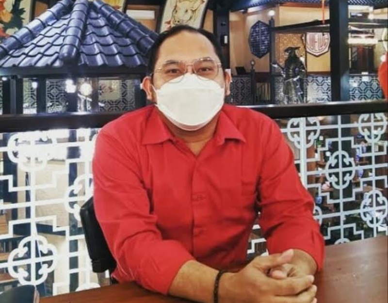 Direktur Eksekutif LK2PK, dr. Ardiansyah Bahar, MKM