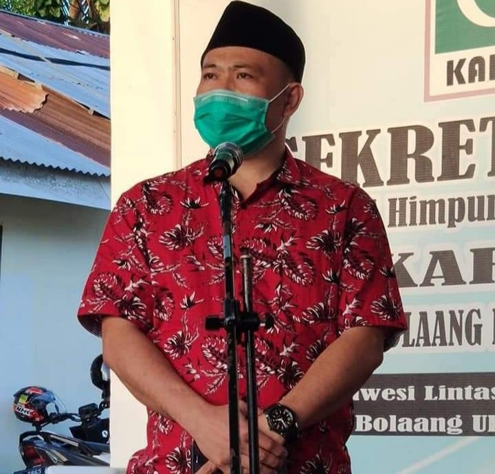 Milad HMI Ke-74, Ketua MD KAHMI Bolsel Motivasi Kader HMI