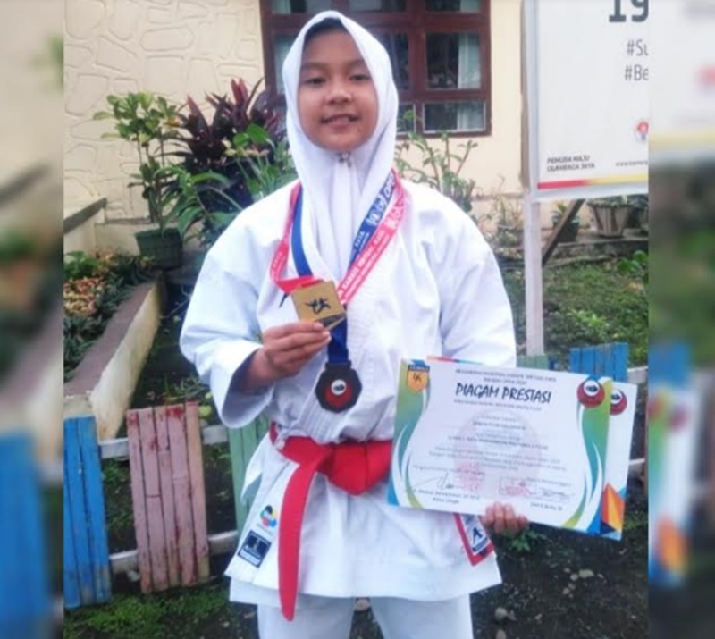 Atlet Karate Inkanas Kembali Harumkan Nama Kotamobagu di Kejuaraan Nasional