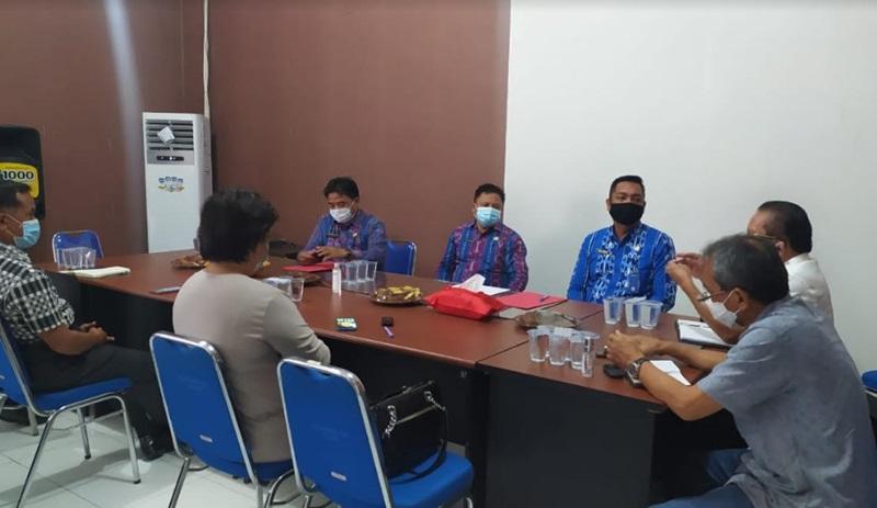 Dikunjungi DPRD Provinsi Sulut, Dinsos Kotamobagu Usulkan SOP Disabilitas Dibahas Dalam Ranperda