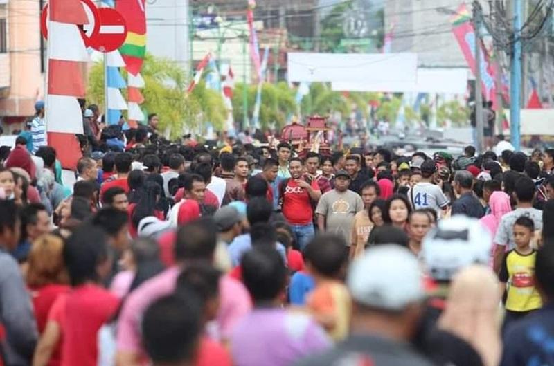 Perayaan Imlek dan Cap Go Meh di Tengah Pandemi Harus Diredam