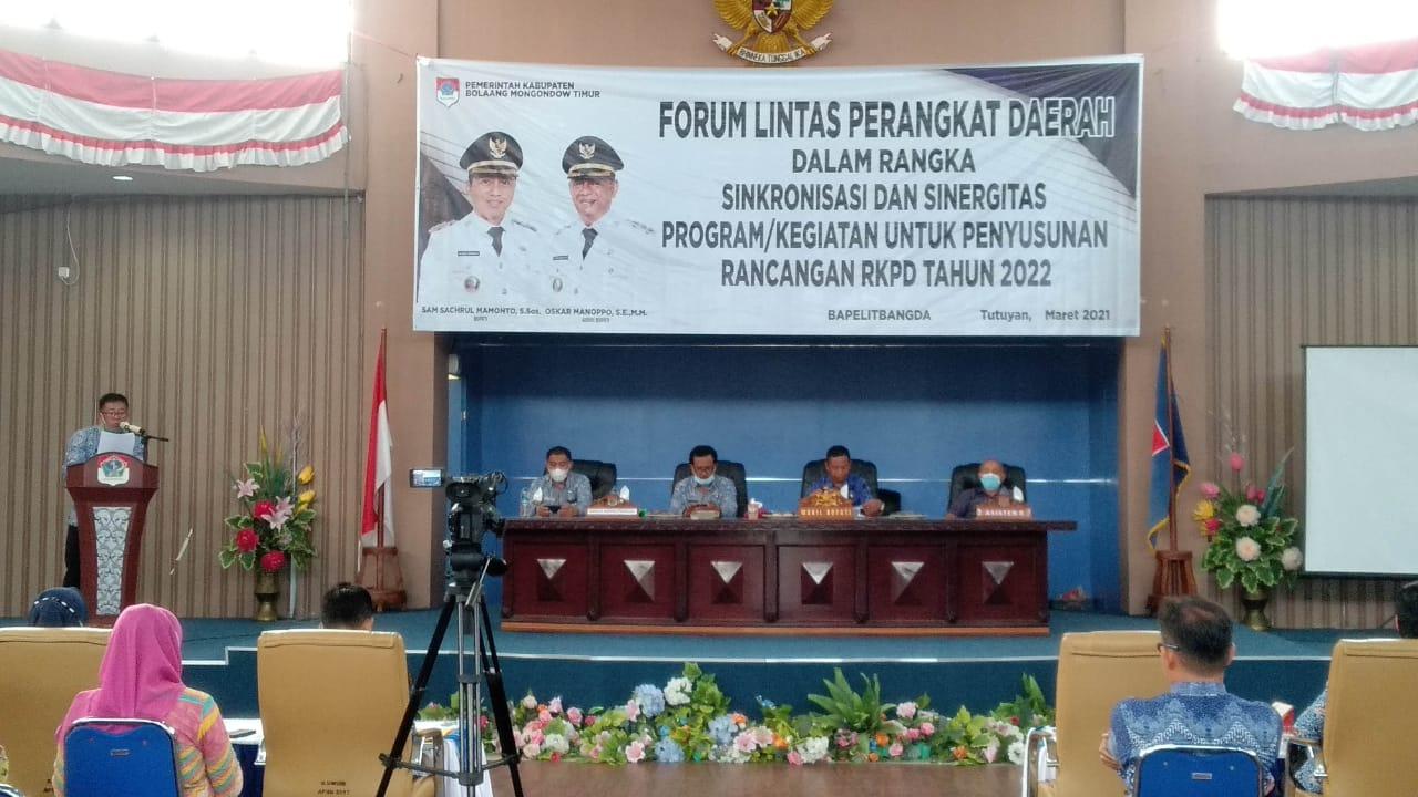 Pemkab Boltim Gelar Musrenbang Penyusunan Akhir RKPD