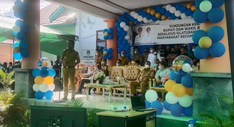 Bupati Boltim Salut akan Potensi Wisata dan Agro Pertanian di Kecamatan Mooat