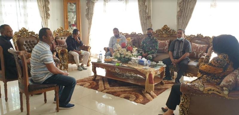 Walikota Kotamobagu Terima Kunjungan Silaturahmi Pengurus RMPGBMR