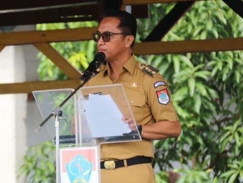 Bupati Boltim, Sam Sachrul Mamonto