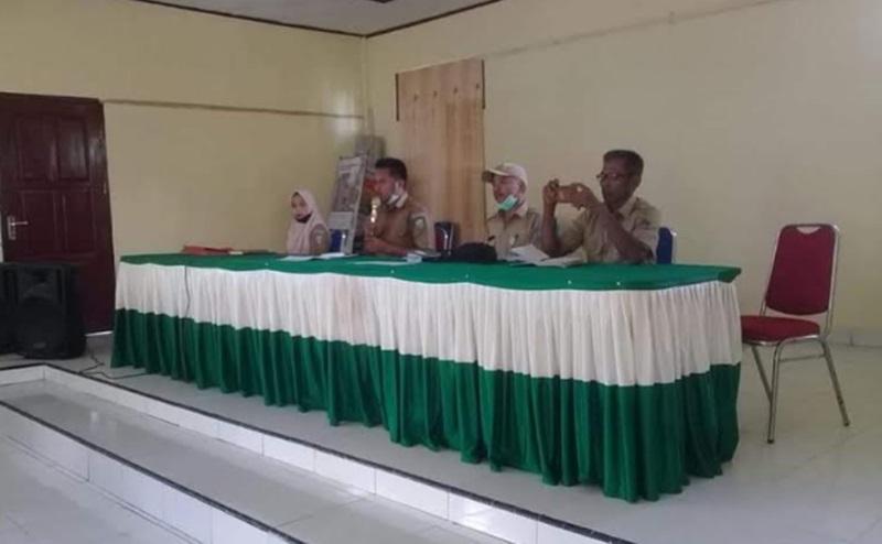 Desa Talaga Bolbar Menyusun CPCL
