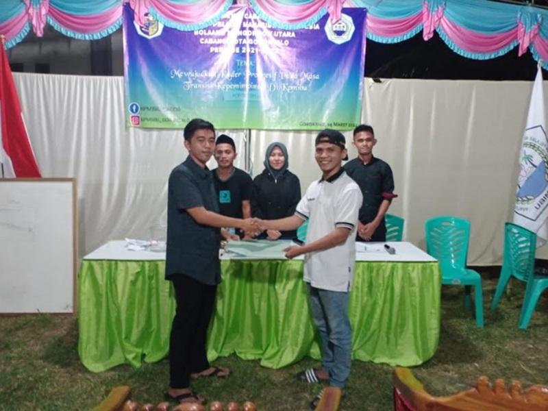 Yusril Napu Terpilih Nahkodai KPMIBU Kota Gorontalo