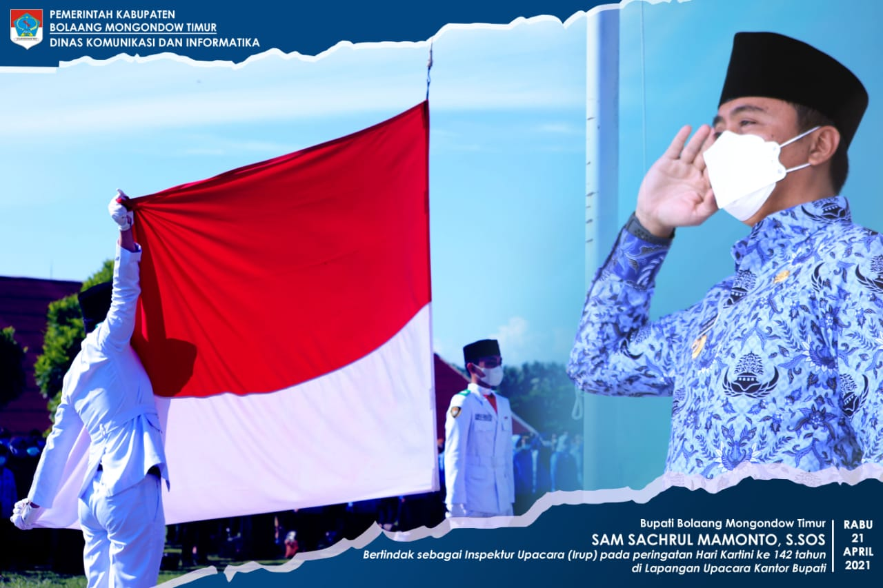 Sachrul Mamonto Jadi Irup Peringatan Hari Kartini ke-143