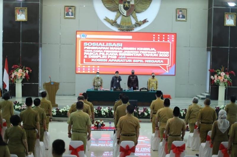 Juni Mendatang SSM-OPPO Bisa Gelar Rolling Jabatan
