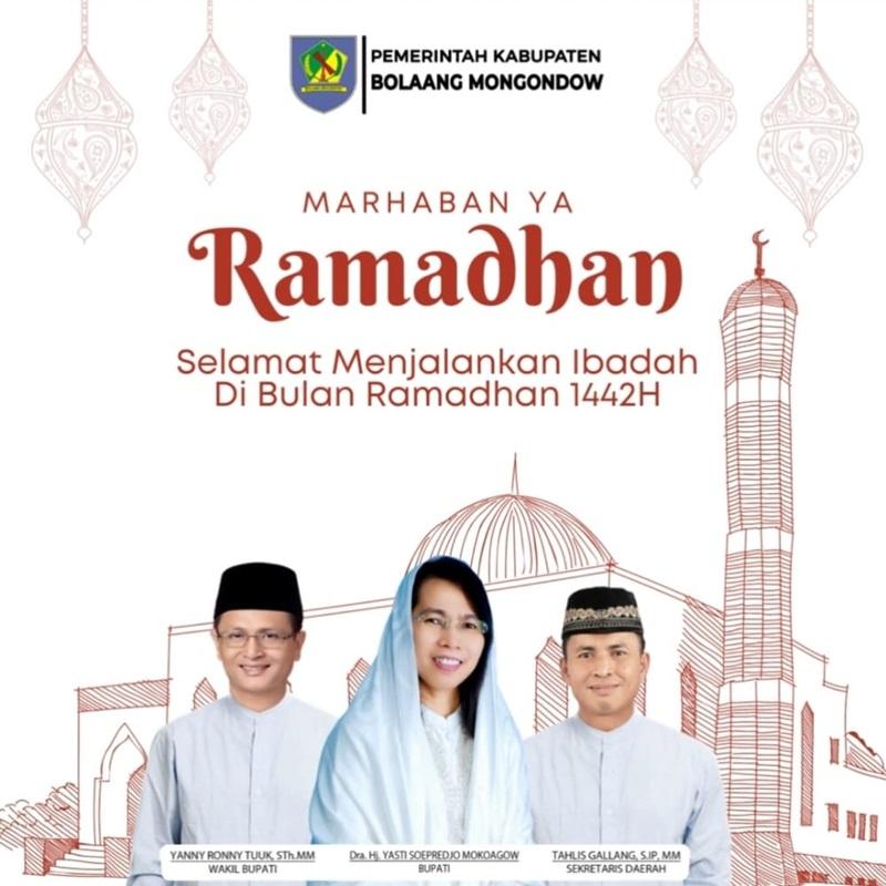 Imbas Covid-19, Pemkab Bolmong Tiadakan Safari Ramadhan