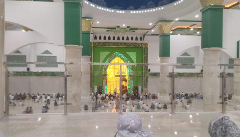 Pemkot Kotamobagu Gelar Nuzulul Quran di Masjid Baitul Agung Makmur