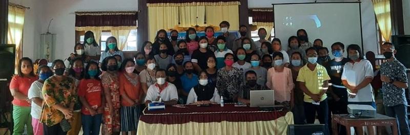 Antisipasi Kasus Kekerasan Anak, DP3A Bolmong Sosialisasi UU Perlindungan Anak