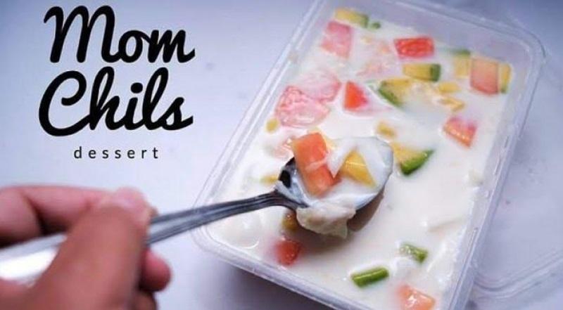 Dessert Mom Chils Cocok Jadi Menu Buka Puasa