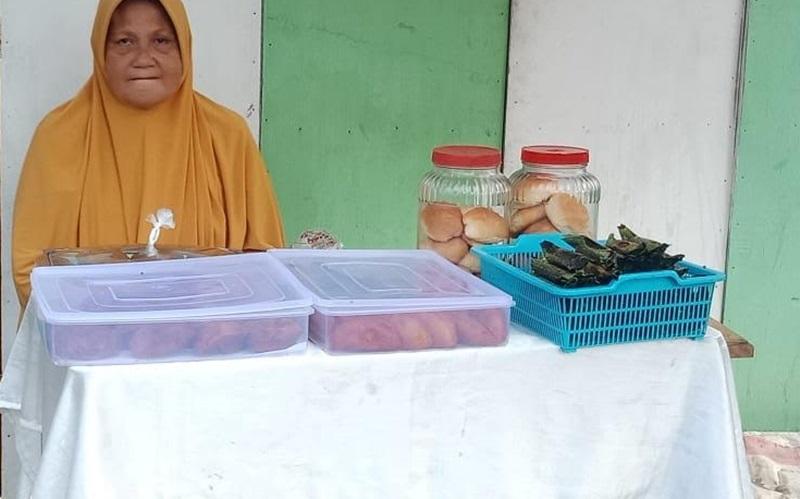Bulan Ramadhan Bawa Berkah Bagi Penjual Kue Basah