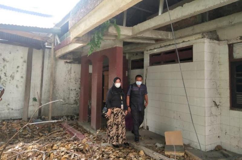 DPRD Bolmut Tinjau Asrama Mahasiswa di Kota Palu