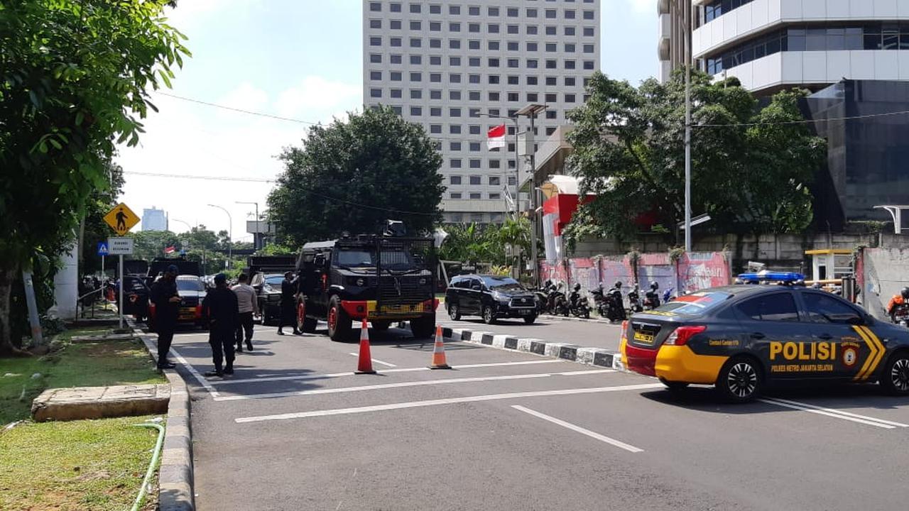 Gedung KPK Dijaga TNI-Polri, Ali : Itu Bukan Permintaan Kami
