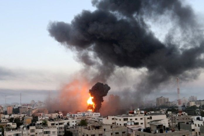 Hentikan Agresi, Hamas Minta Dukungan Indonesia