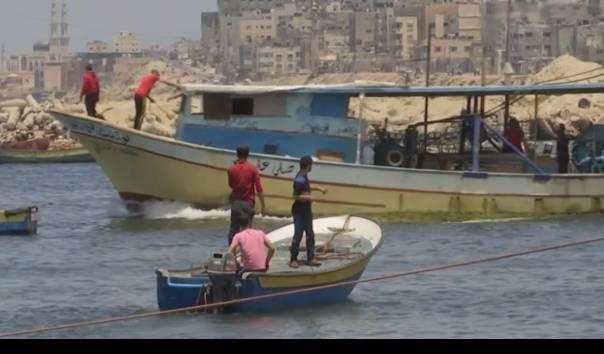 Meski Genjatan Senjata, Nelayan Gaza Ditembaki Israel