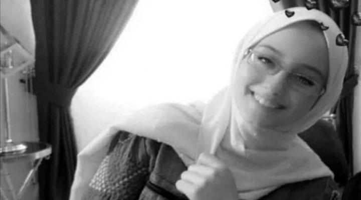 Sungguh Malang! Hafizah Akan Menikah Dibom Israel