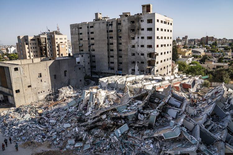 Presiden AS Akan Bantu Gaza