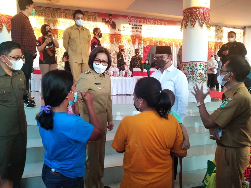 Kepala BKKBN Yakin, di Tangan Yasti Bolmong Bisa Bangun Bandara