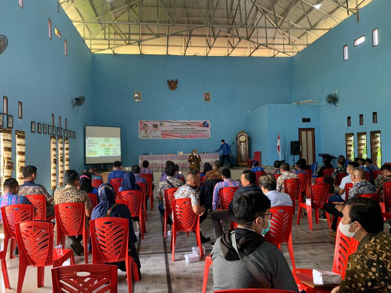 Pemkot Kotamobagu Harap BIG Bantu Lakukan Penataan Batas Wilayah