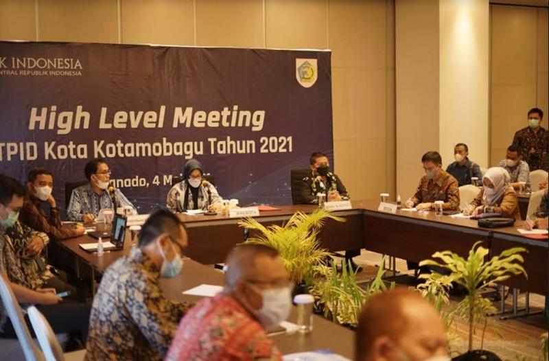 Bank Indonesia dan Pemkot Kotamobagu Gelar HLM TPID