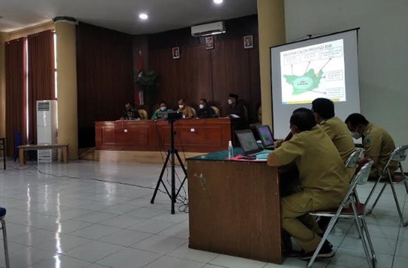 Rekomendasi Kemendagri, DPRD Kalteg Kaji Banding Soal Pembentukan Provinsi ke Bolmong