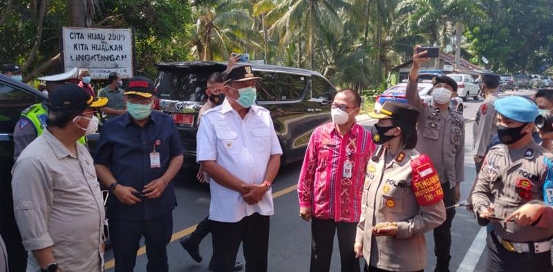 Bupati Bolmong Sambut Kunjungan Kerja Gubernur Sulut