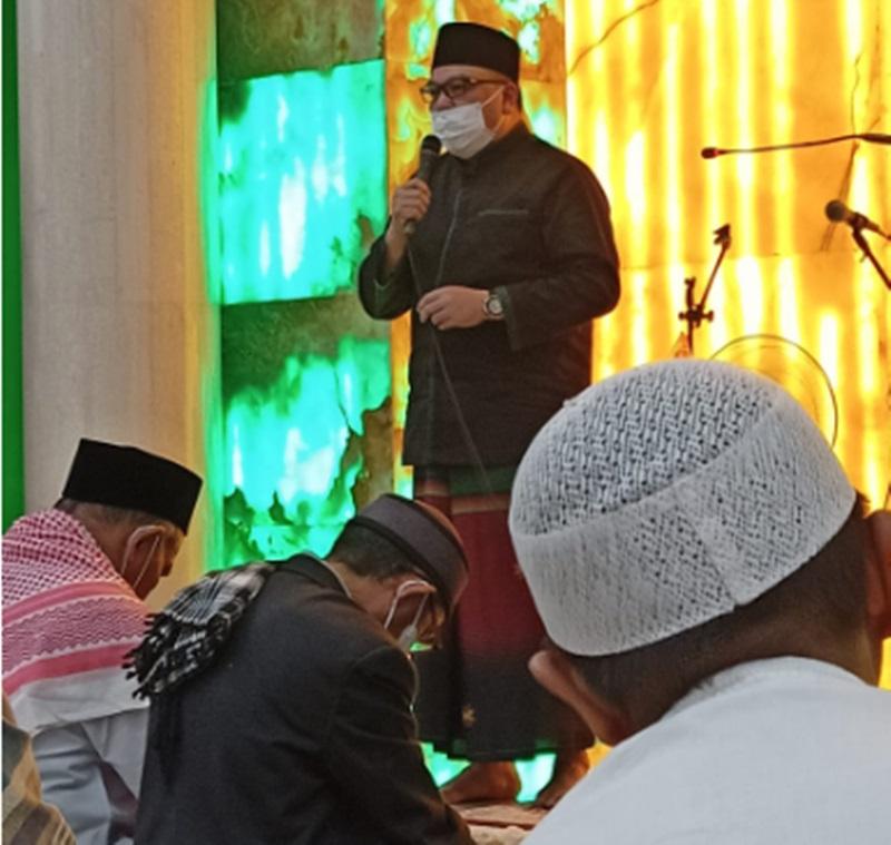 Ramadhan Tahun Ini PCNU Kotamobagu Tarling di 27 Masjid