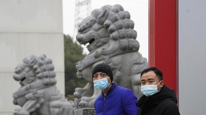 Saling Tuduh Soal Asal-Usul Corona, Hubungan AS dan China Memanas