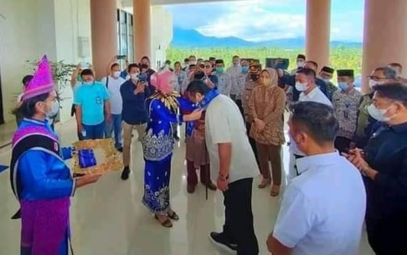 Pemkab Boltim Terima Kunker Wakil Ketua DPR RI