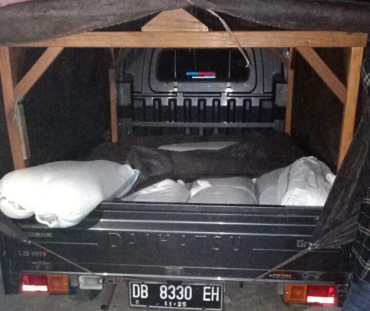 Tim Resmob Polres Bolmong Gagalkan Penyelundupan Miras