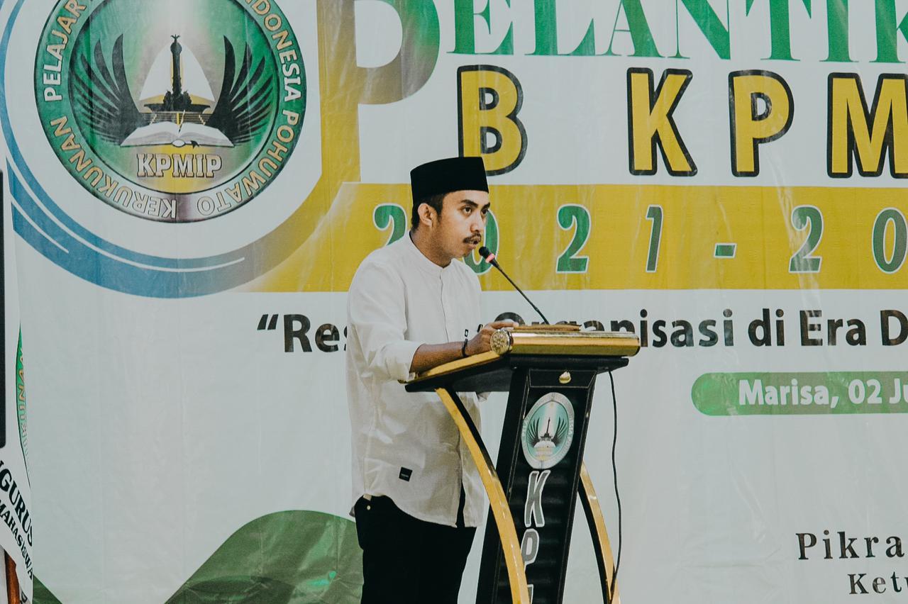 PB KPMIP Dualisme, Sekjend Rifyan Sebut Kongres di Gorontalo Ilegal