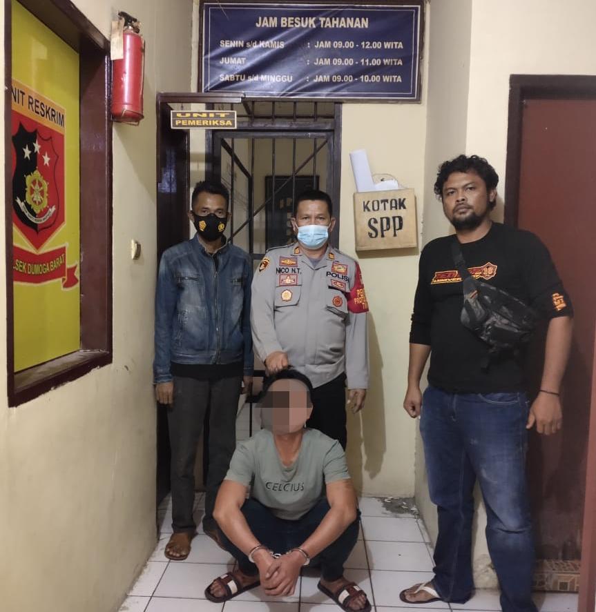 RM Terduga Penganiaya Ray, AKhirnya Diringkus Polisi