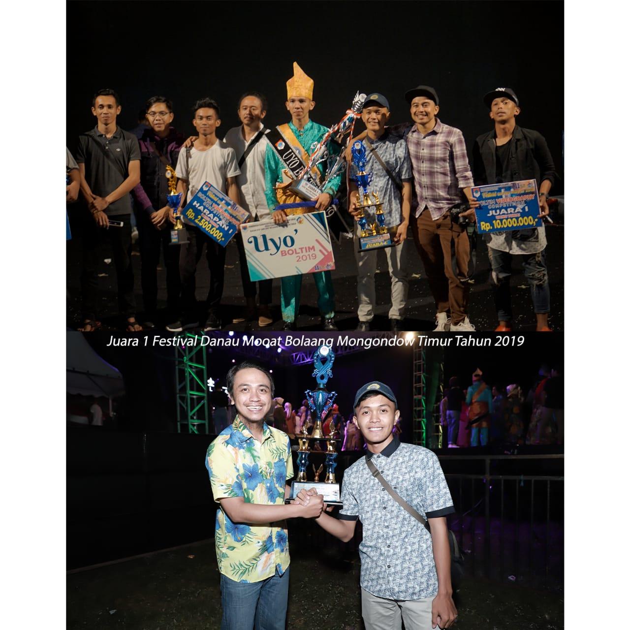 Ahmad Manangin Ciptakan Karya Dibidang Fotografi dan Videografi